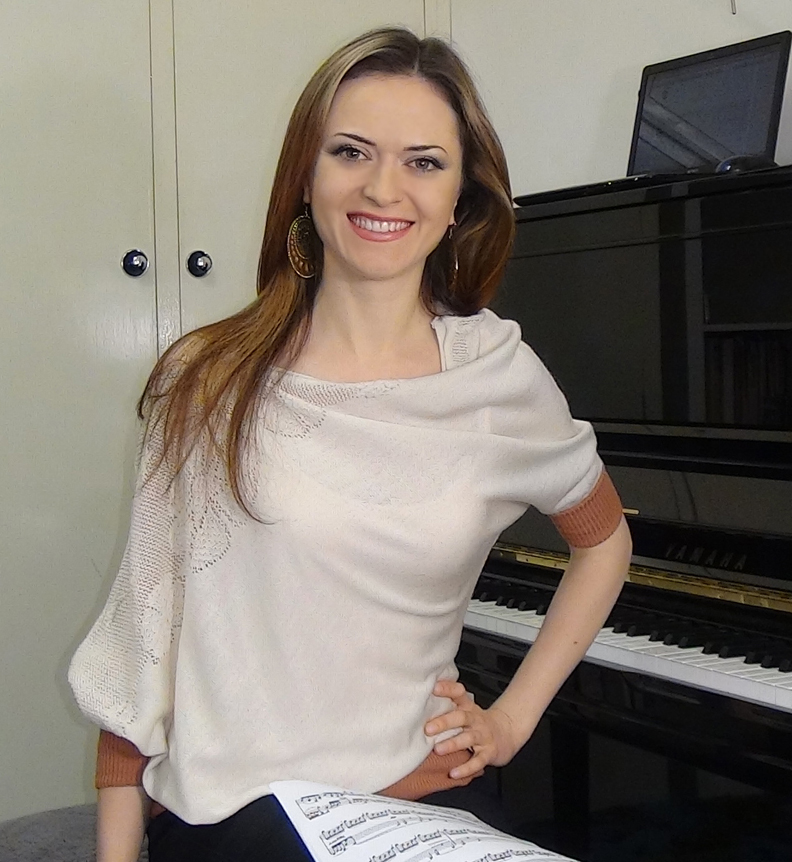 Ilinca Vartic - Piano Playing is a Lifetime Commitment