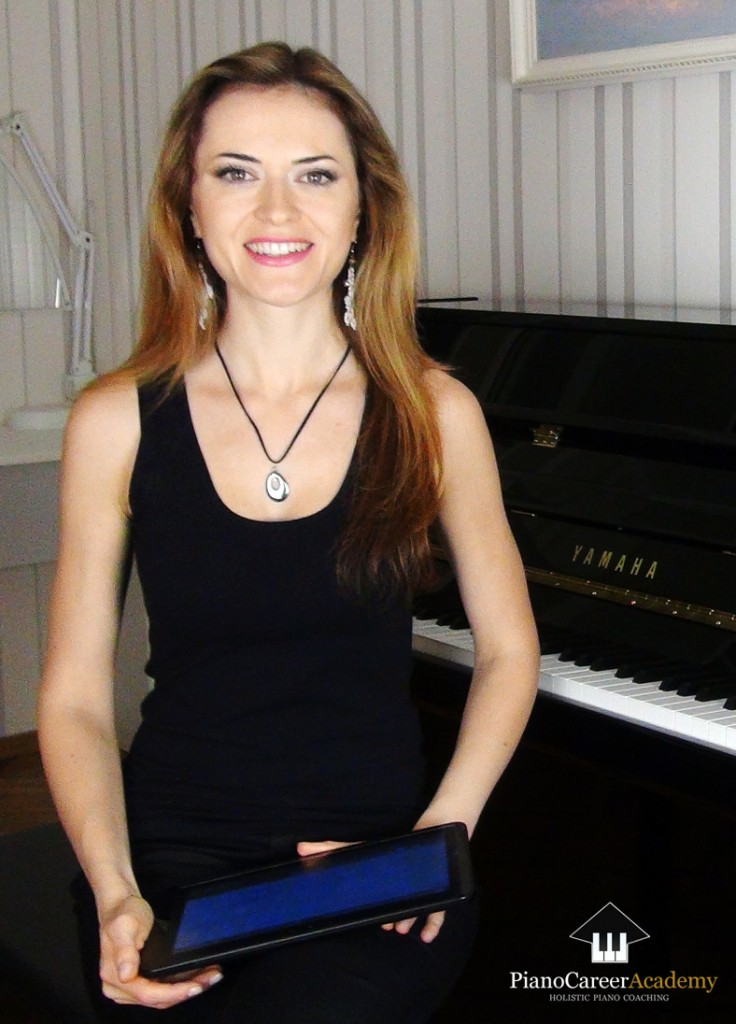 Ilinca Vartic. How to Practice Piano Scales and Arpeggios - The Art Behind The Exercise.