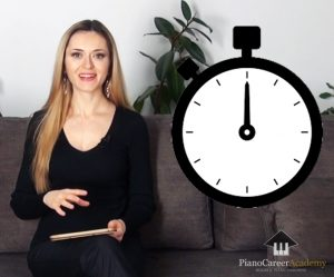 PianoCareer. No Time to Practice? 5 Powerful Solutions for Lack of Time